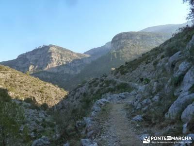 Parque Natural El Montgó y La Catedral del Senderismo;sierra espuña senderismo rutas senderismo s